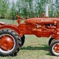 1998 1950 Farmall Super