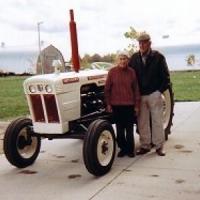 2007 1969 David Brown 3800 Winner - Bill Weir & Family Glencairn,ON